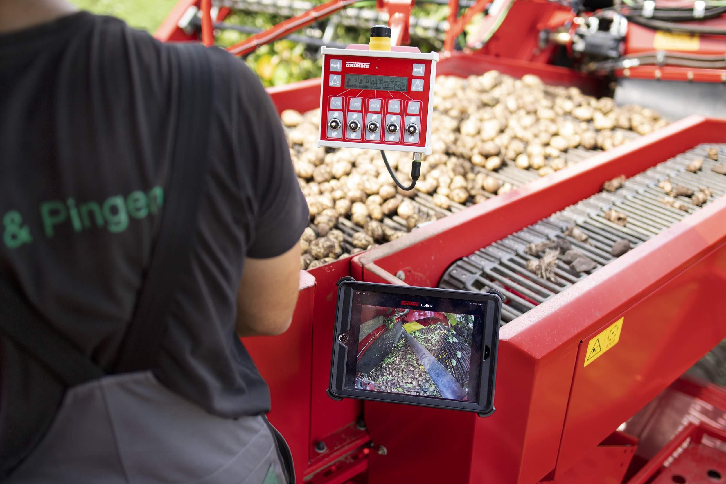 Grimme SmartView: Slimme video vindt zijn weg naar de landbouw