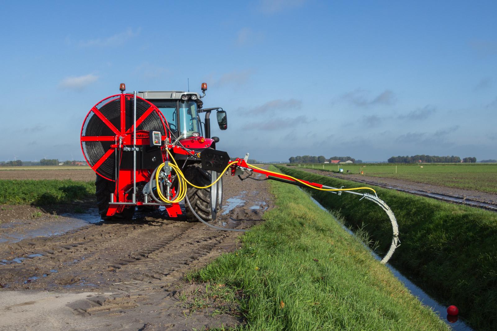 Homburg lanceert nieuwe drainreiniger