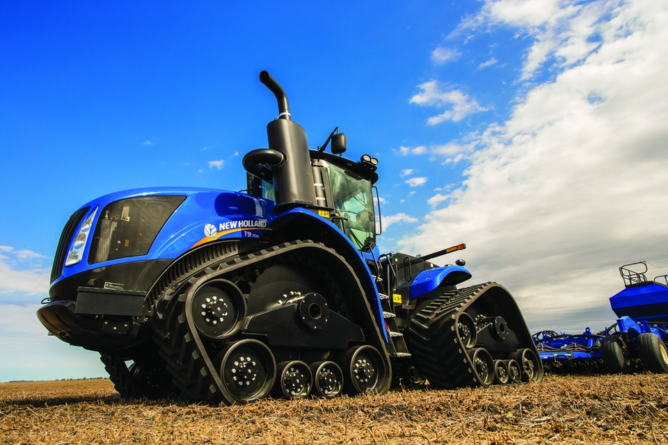 CNH Industrial neemt ATI Track Systems over