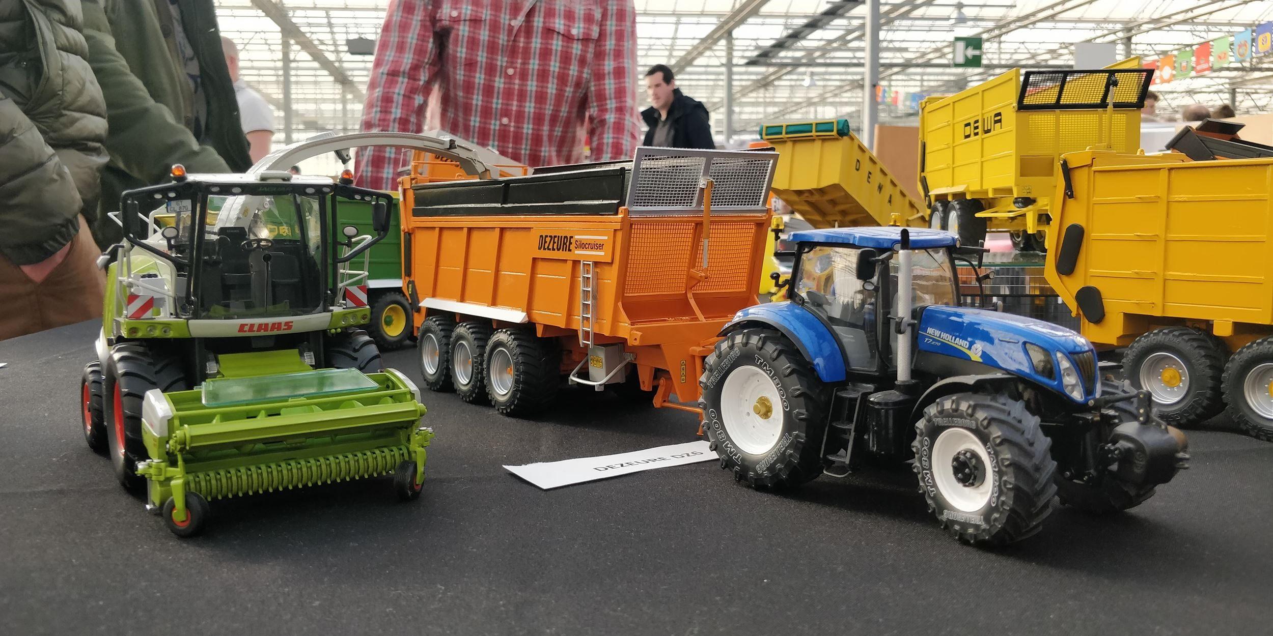 Landbouw Miniatuur Beurs OTL De Lozen Boer: 12de keer een succes