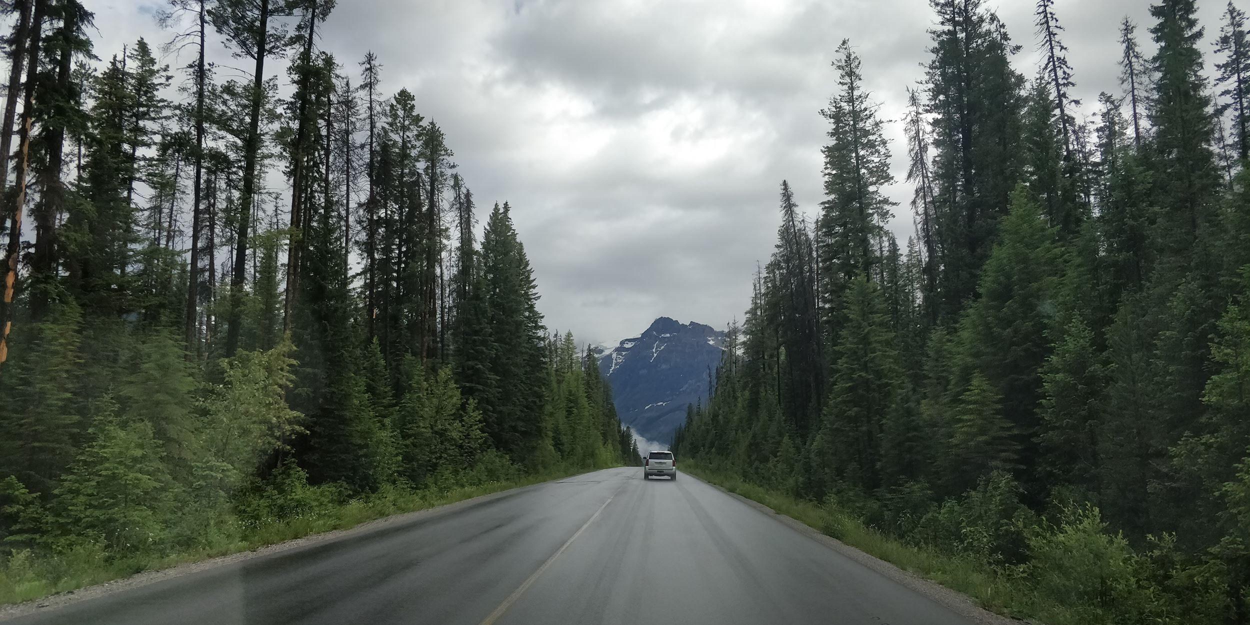 Op reis naar…Canada