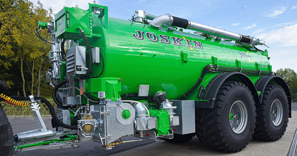 Joskin X-Trem vernieuwd voor 2020