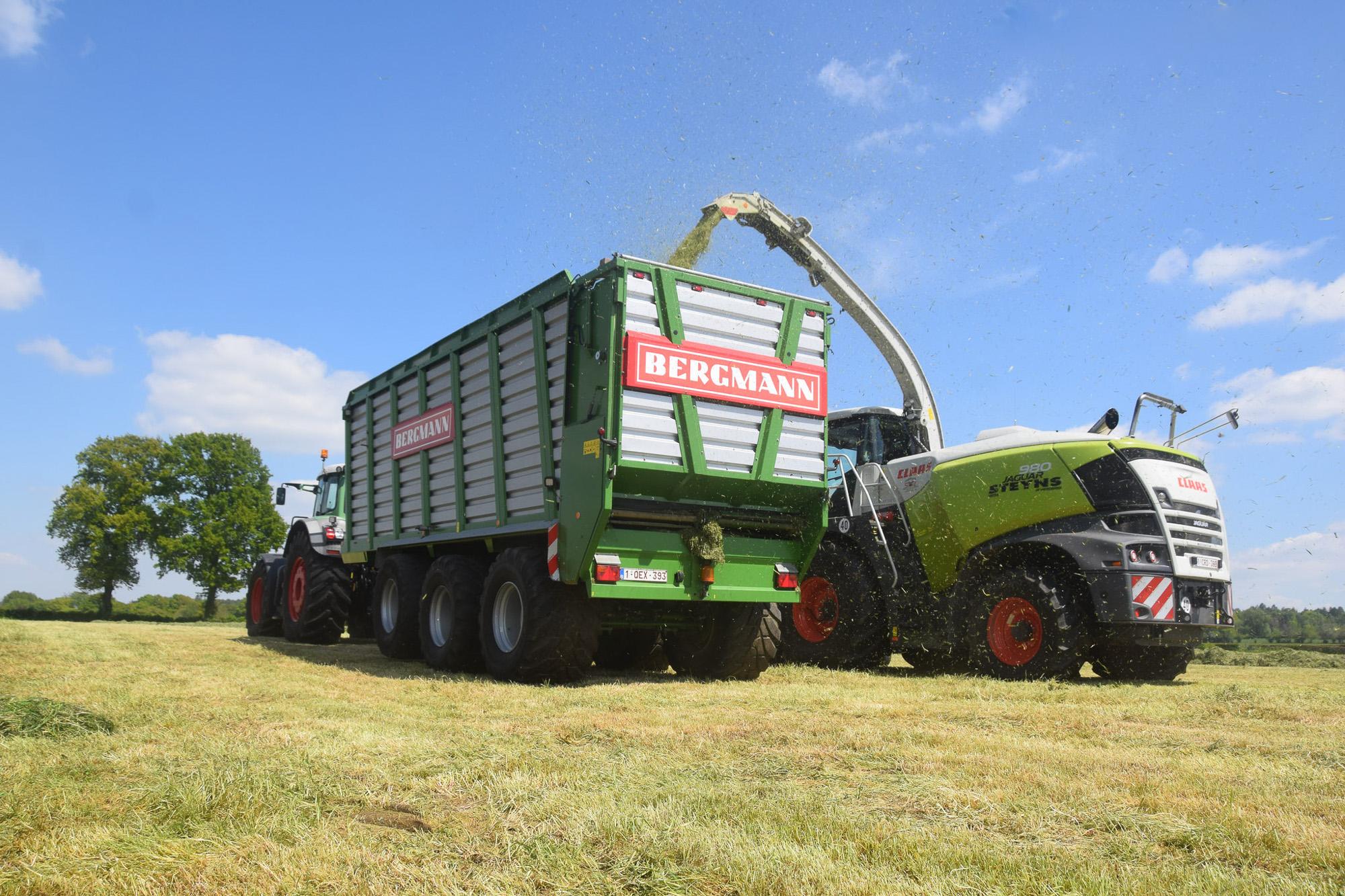 Packo Agri nieuwe importeur Bergmann voor Vlaanderen