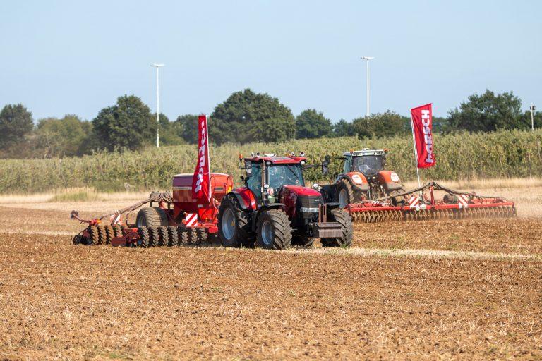 Horsch herziet import in België