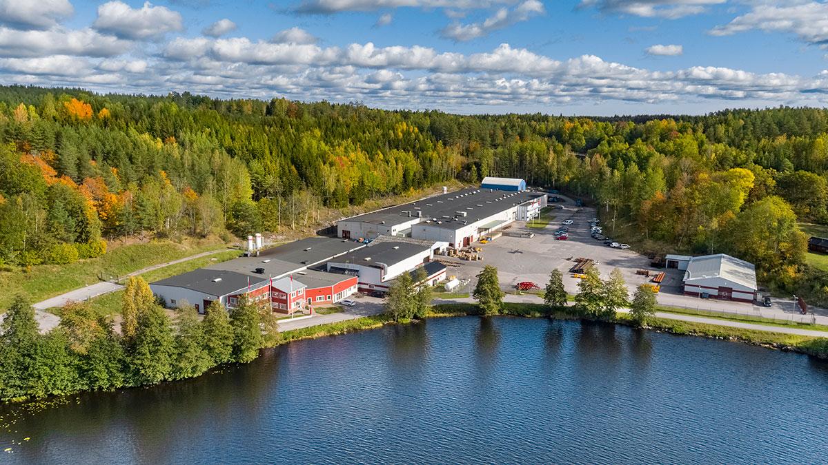 Väderstad investeert verder in de productie van originele onderdelen