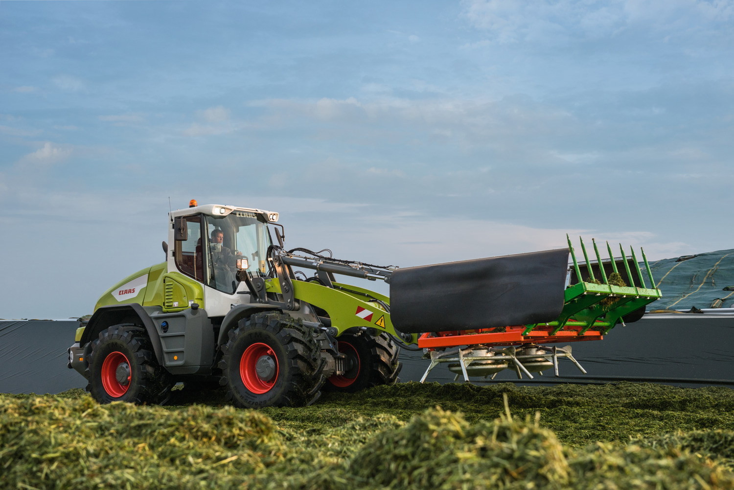 Stage V voor Claas Torion