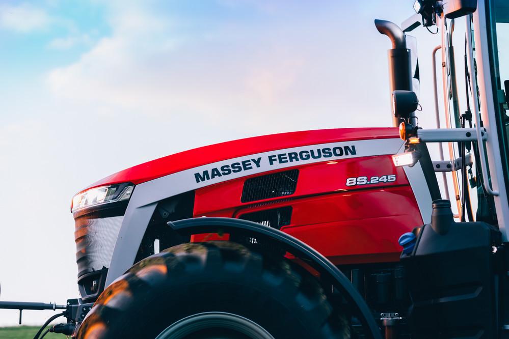 Massey Ferguson toont nieuwe trekkerreeks