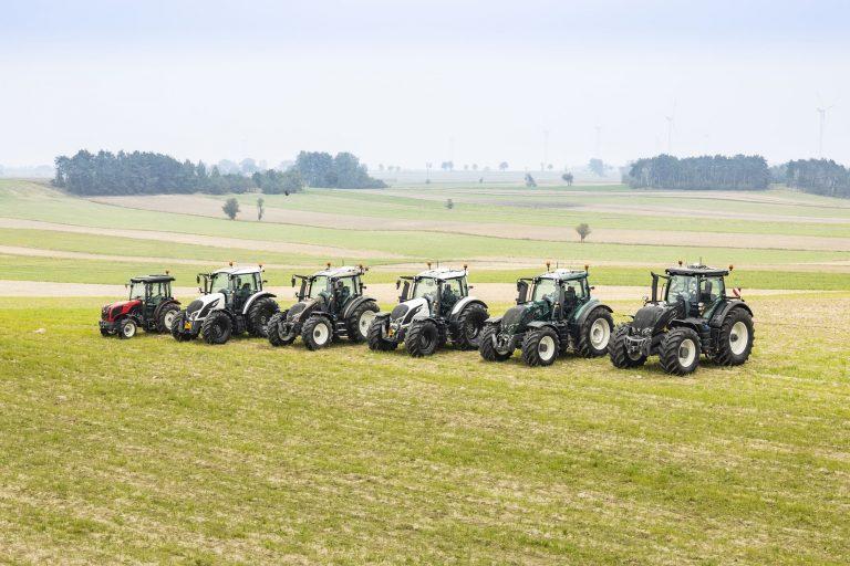 Valtra lanceert 5de generatie tractoren