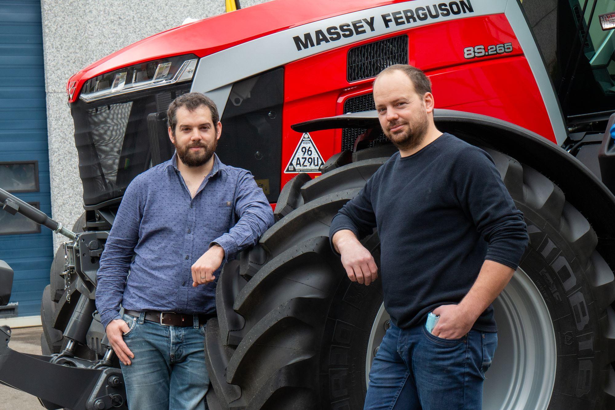 Matermaco en Massey Ferguson zetten in op de toekomst.