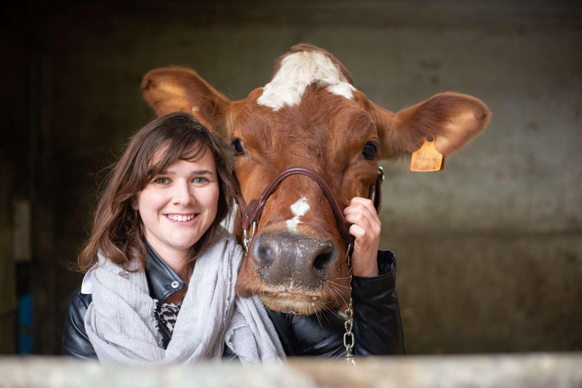 """Vrouw in de landbouw: Mieke Vander Schueren – """"Vrouwen mogen gerust wat trotser zijn!"""""""