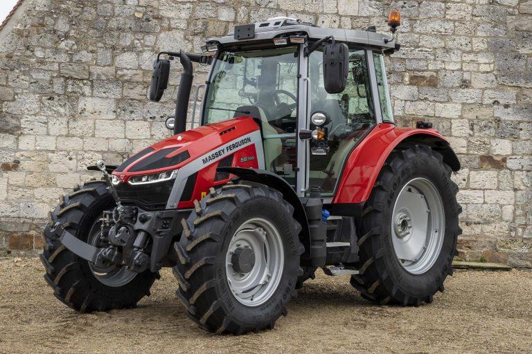 Massey Ferguson introduceert nieuwe 5S reeks