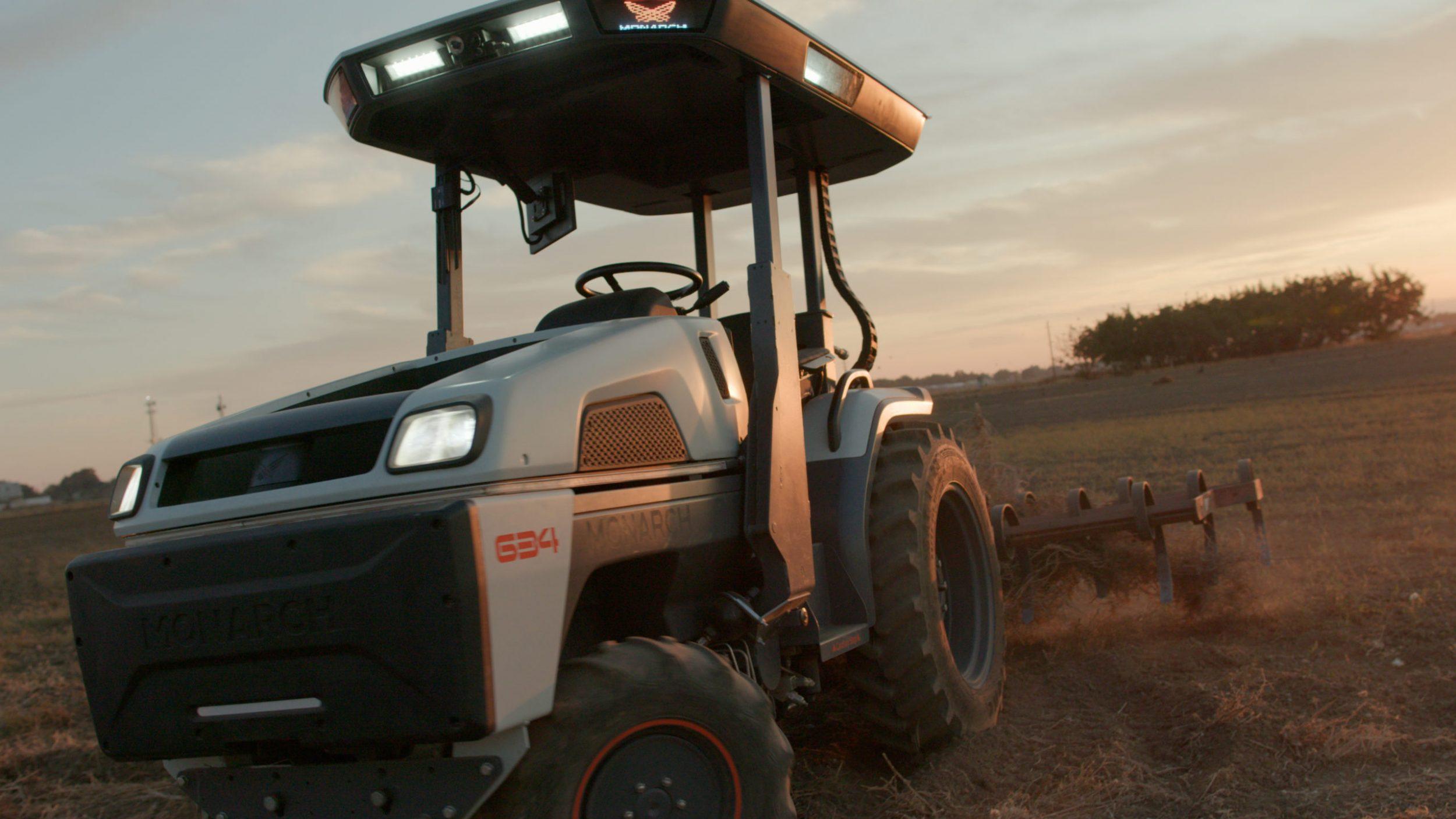 Autonome tractoren zetten een stap vooruit