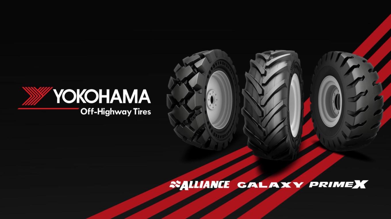 Yokohama Off-Highway Tires nieuwe naam voor ATG