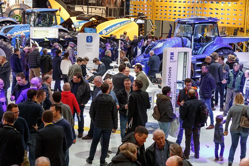 Agribex 2021: de datum is geprikt