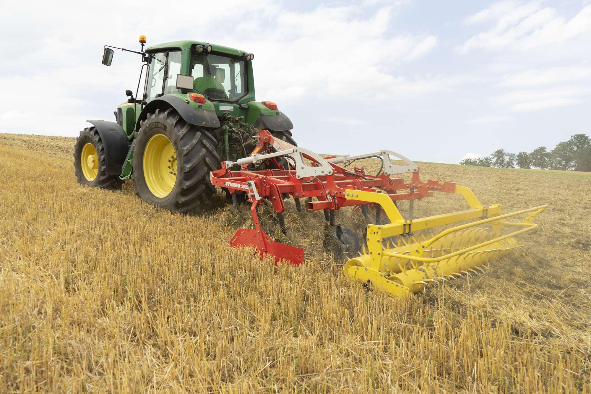 Nieuwe slijtdelen voor Pöttinger cultivators