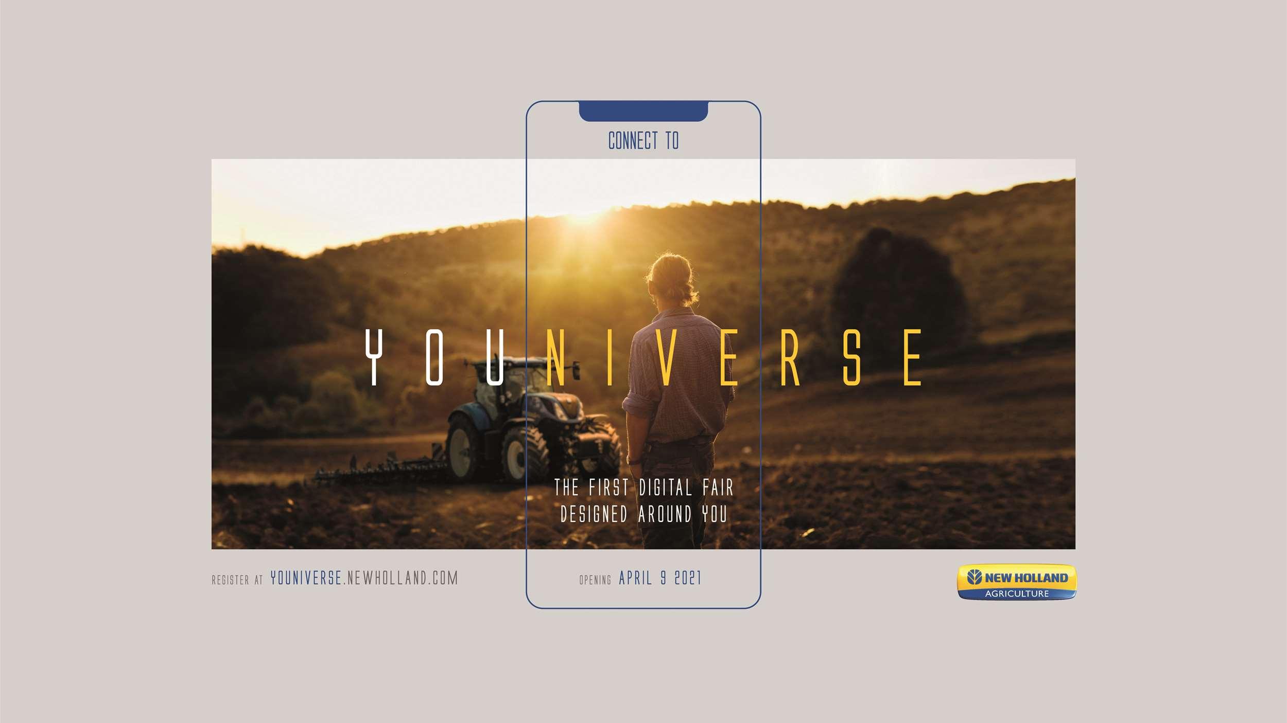 New Holland lanceert eigen virtuele beurs