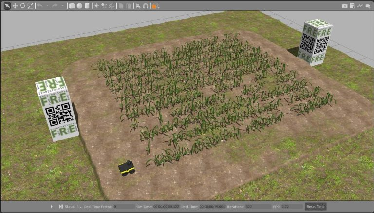 18de International Field Robot Event gaat virtueel