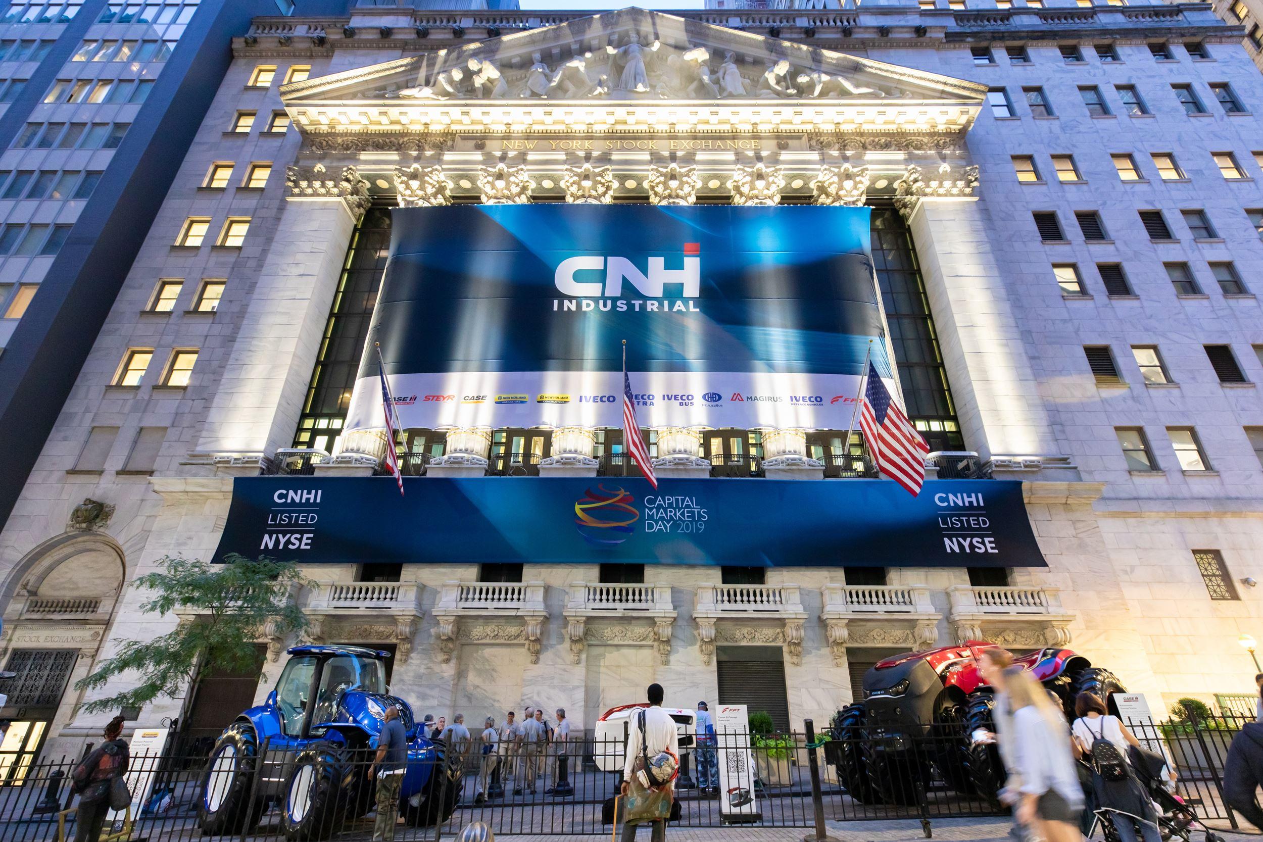 CNH Industrial neemt Raven Industries over