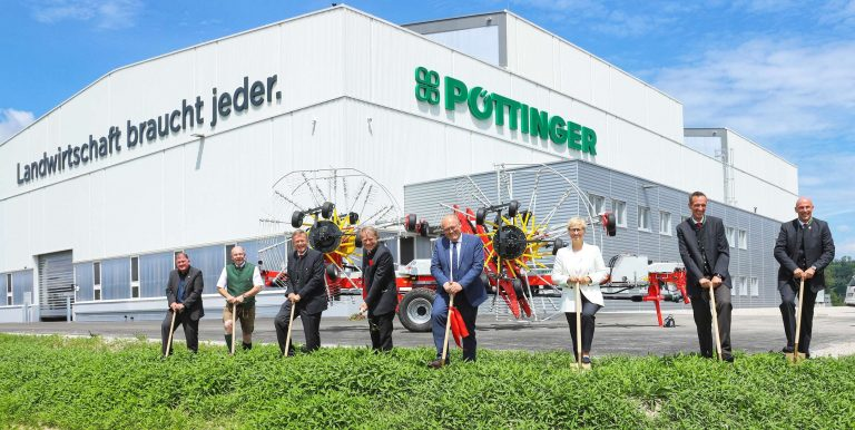 Pöttinger opent 4de fabriek